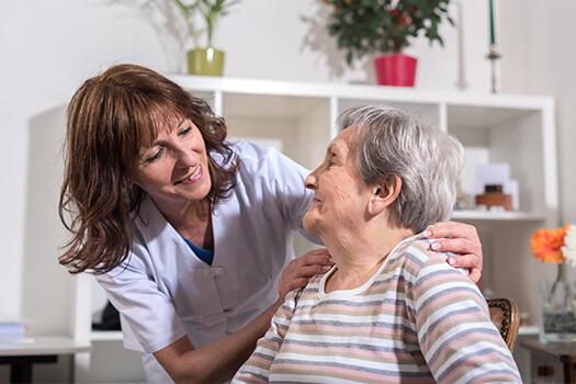 Benefits of helping the elderly