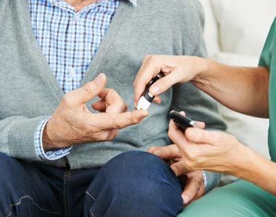 Lowering Diabetes Risk in Seniors in Huntsville, AL