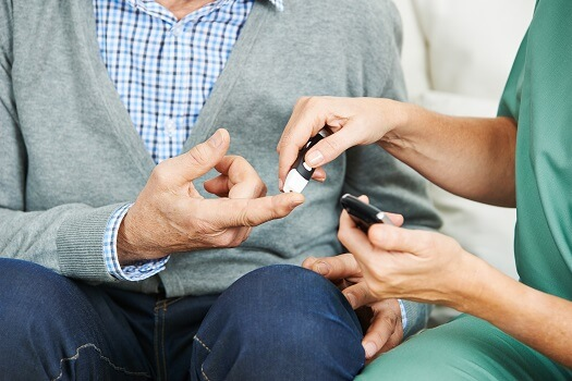 Lowering Diabetes Risk in Seniors in Huntsville, AL