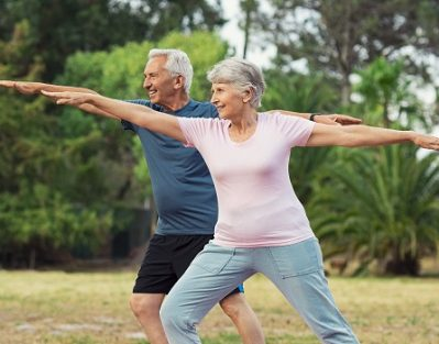 How Should a Senior Get Exercise More Often in Huntsville, AL