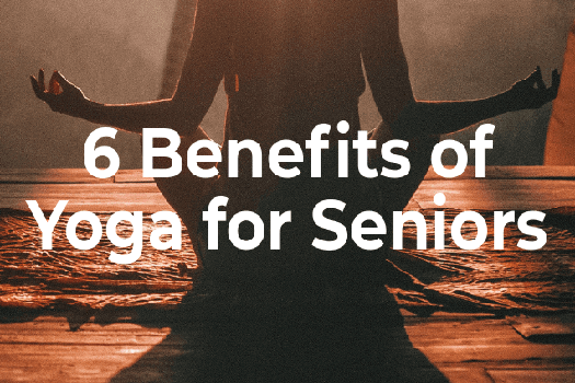 Benefits Yoga Offers Older Adults