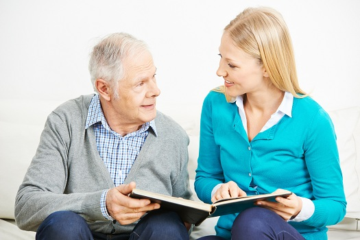 How to Manage Combativeness in a Loved One with Alzheimer's in Huntsville, AL