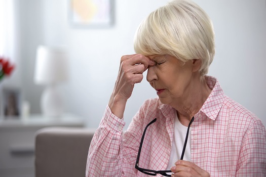 Common Signs of Decreasing Eyesight in the Elderly