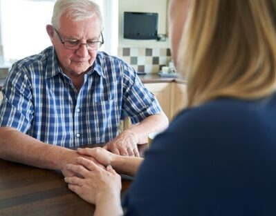 Tips to Support an Aging Parent Living with Depression in Huntsville, AL